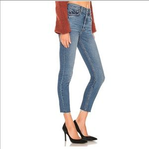 GRLFRND Karolina Button Fly Jeans
